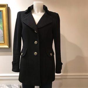 Nine West black button up jacket